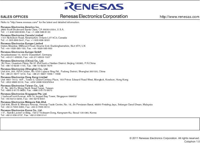 R5F100FGAFP#V0 ,Renesas Electronics America厂商,MCU 16BIT 128KB FLASH 44LQFP, R5F100FGAFP#V0 datasheet预览  第1091页