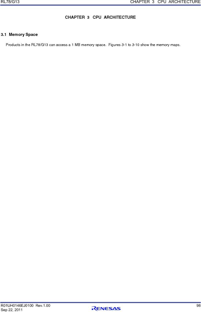 R5F100FCAFP#V0 ,Renesas Electronics America厂商,MCU 16BIT 32KB FLASH 44LQFP, R5F100FCAFP#V0 datasheet预览  第117页