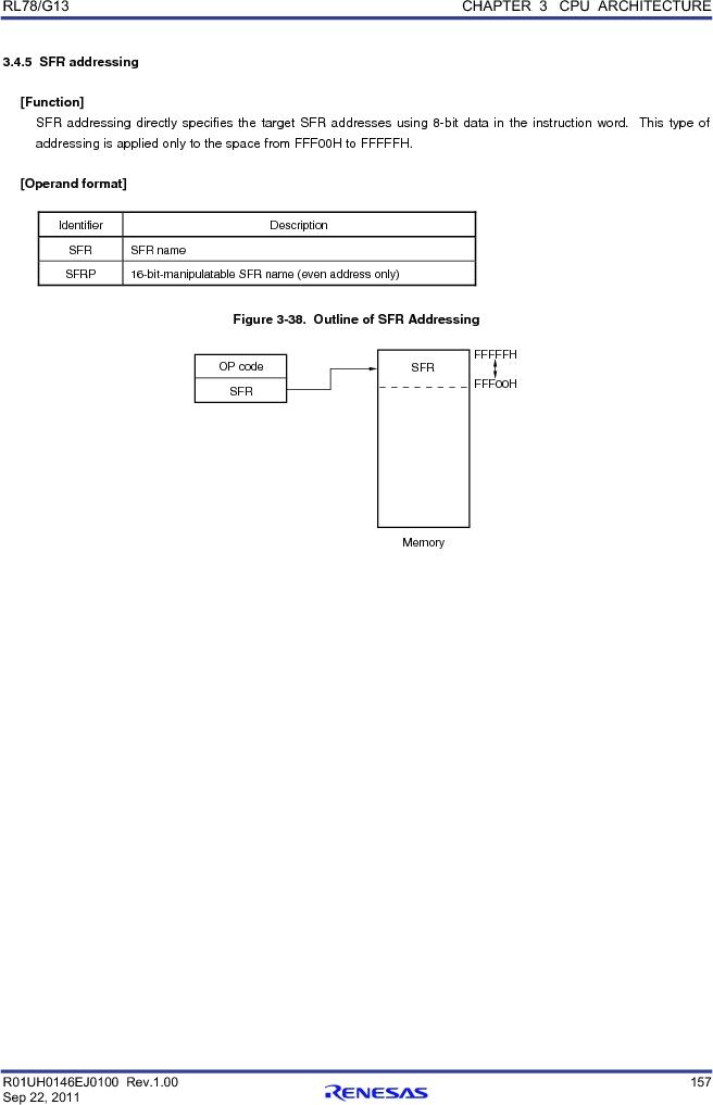 R5F100FGAFP#V0 ,Renesas Electronics America厂商,MCU 16BIT 128KB FLASH 44LQFP, R5F100FGAFP#V0 datasheet预览  第176页