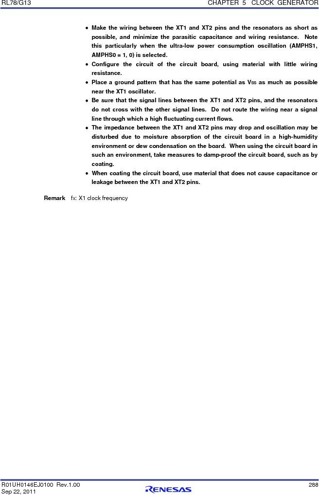 R5F100FCAFP#V0 ,Renesas Electronics America厂商,MCU 16BIT 32KB FLASH 44LQFP, R5F100FCAFP#V0 datasheet预览  第307页
