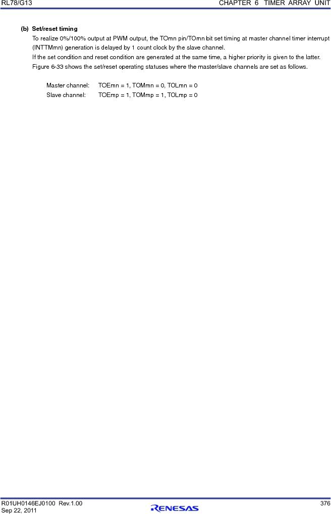 R5F100FCAFP#V0 ,Renesas Electronics America厂商,MCU 16BIT 32KB FLASH 44LQFP, R5F100FCAFP#V0 datasheet预览  第395页