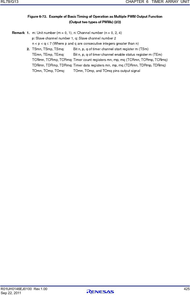 R5F100FCAFP#V0 ,Renesas Electronics America厂商,MCU 16BIT 32KB FLASH 44LQFP, R5F100FCAFP#V0 datasheet预览  第444页