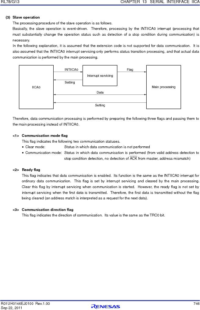 R5F100FCAFP#V0 ,Renesas Electronics America厂商,MCU 16BIT 32KB FLASH 44LQFP, R5F100FCAFP#V0 datasheet预览  第765页