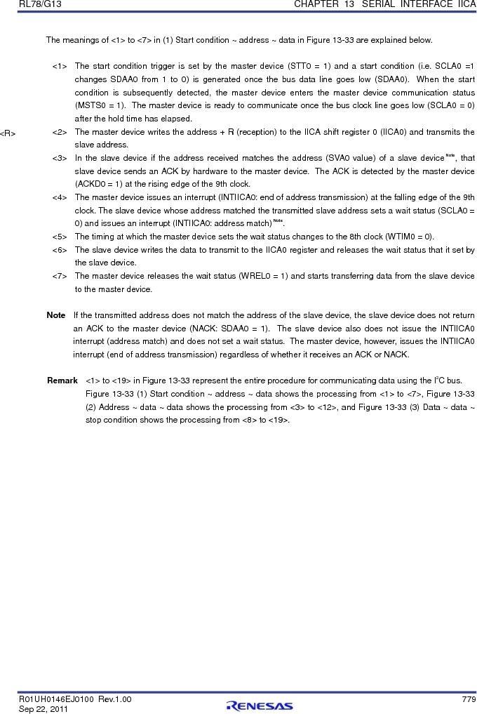 R5F100FCAFP#V0 ,Renesas Electronics America厂商,MCU 16BIT 32KB FLASH 44LQFP, R5F100FCAFP#V0 datasheet预览  第798页