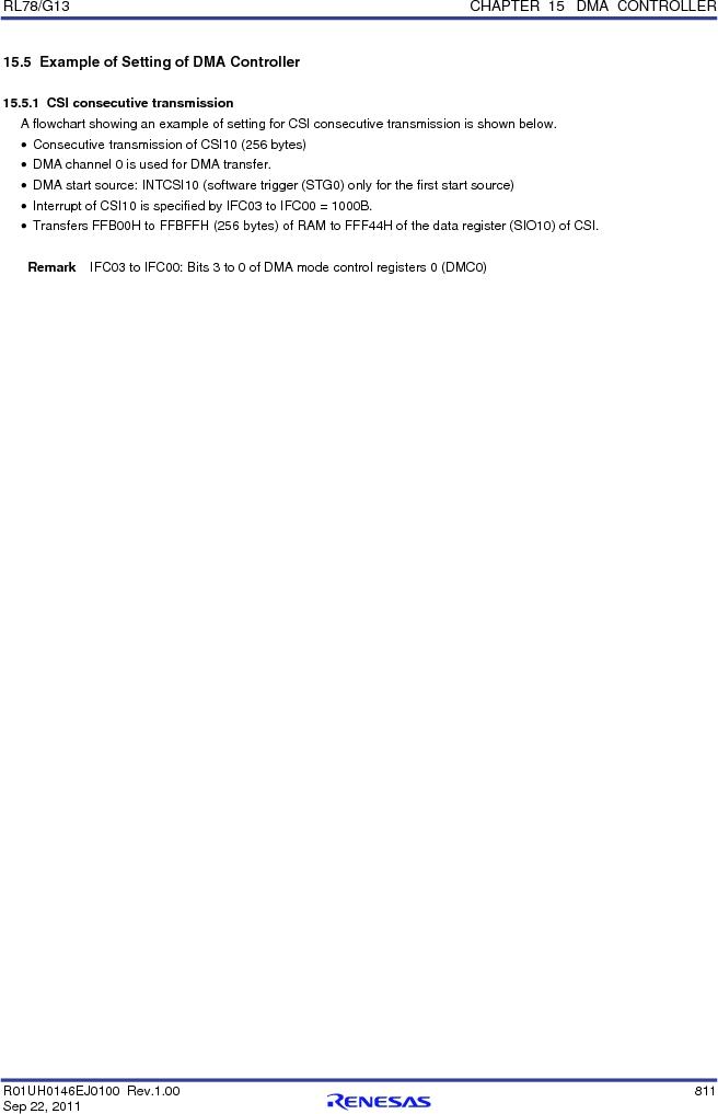 R5F100FCAFP#V0 ,Renesas Electronics America厂商,MCU 16BIT 32KB FLASH 44LQFP, R5F100FCAFP#V0 datasheet预览  第830页