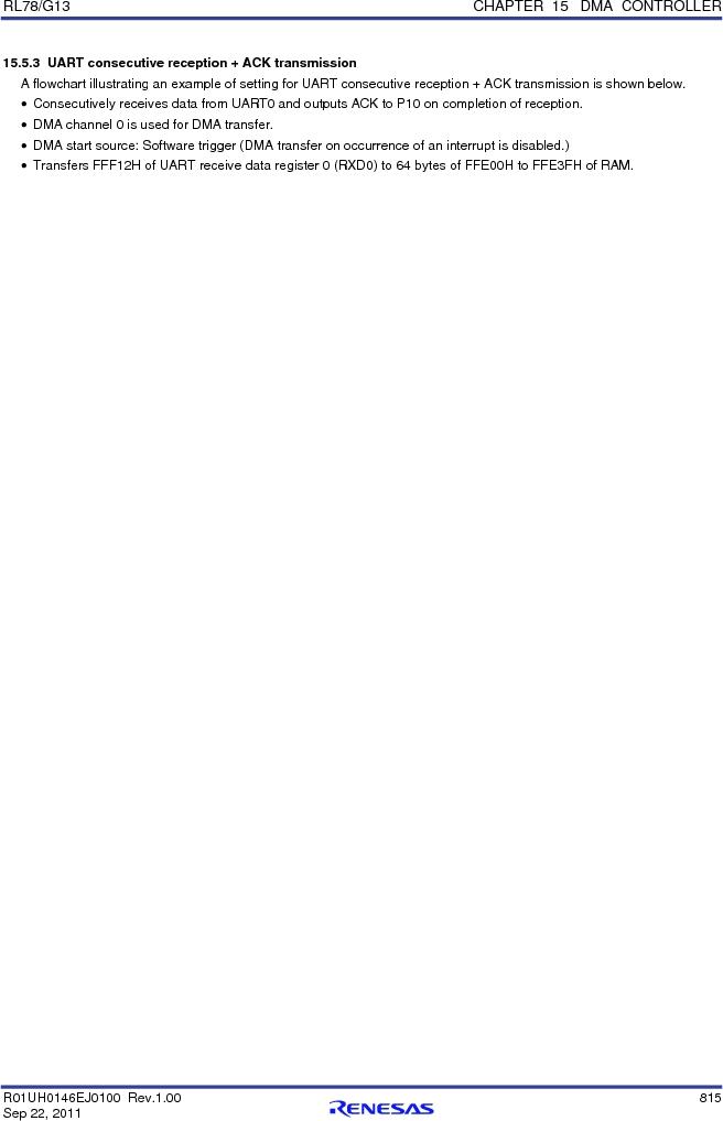 R5F100FCAFP#V0 ,Renesas Electronics America厂商,MCU 16BIT 32KB FLASH 44LQFP, R5F100FCAFP#V0 datasheet预览  第834页