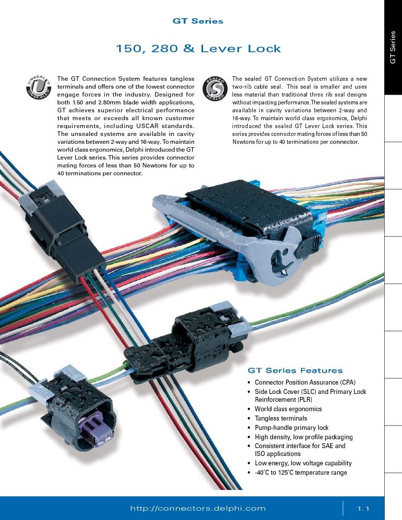 12014254 ,Delphi Connection Systems厂商,Automotive Connectors HAND CRIMPER, 12014254 datasheet预览  第13页