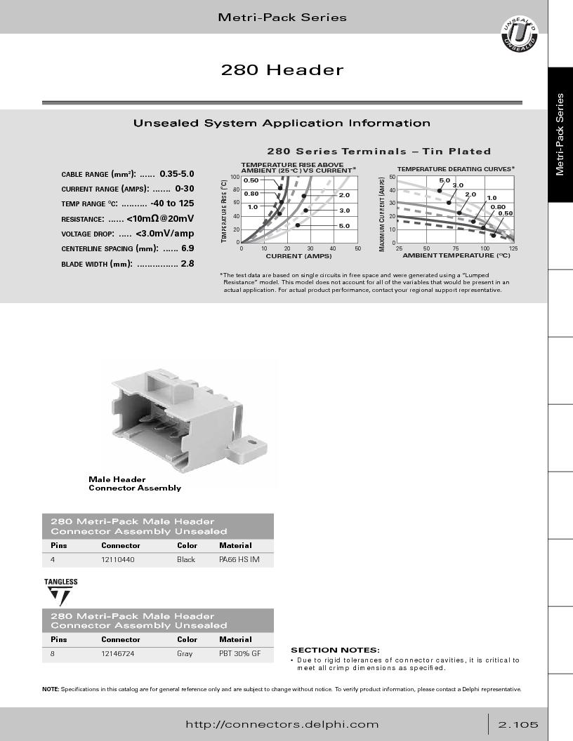12014254 ,Delphi Connection Systems厂商,Automotive Connectors HAND CRIMPER, 12014254 datasheet预览  第161页