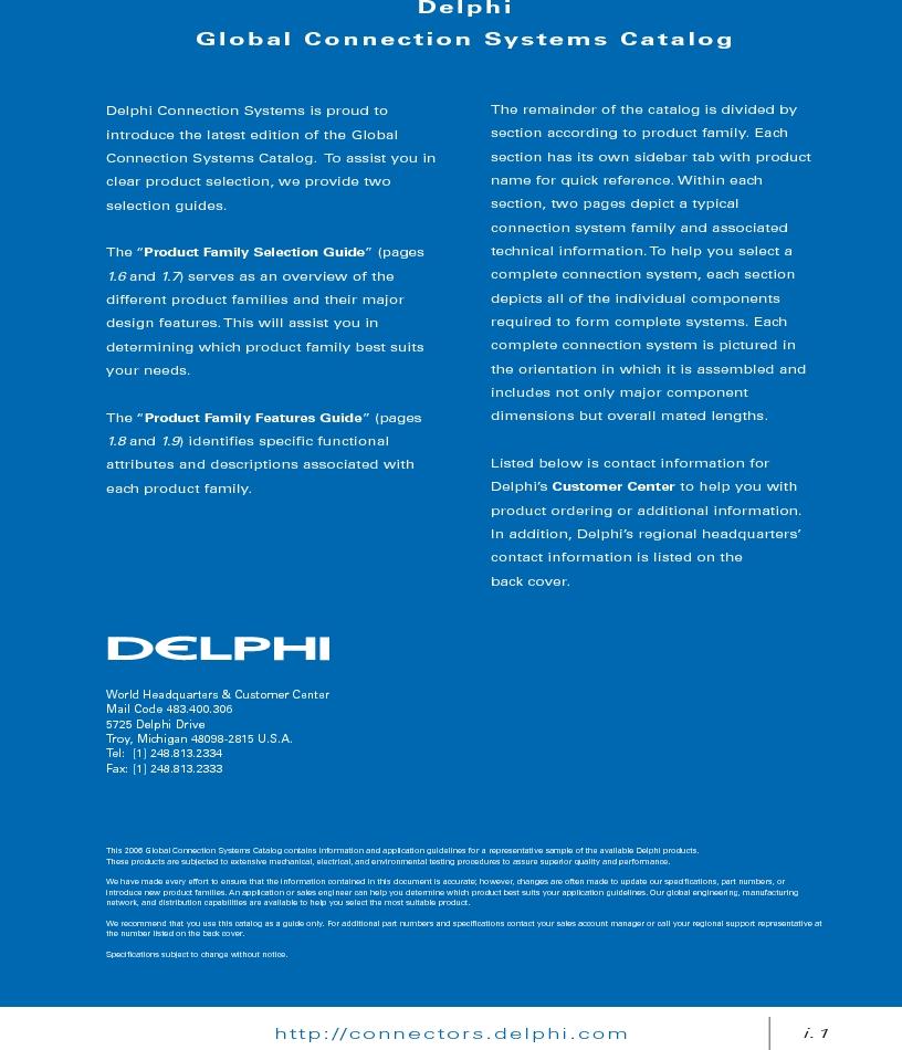 12014254 ,Delphi Connection Systems厂商,Automotive Connectors HAND CRIMPER, 12014254 datasheet预览  第3页