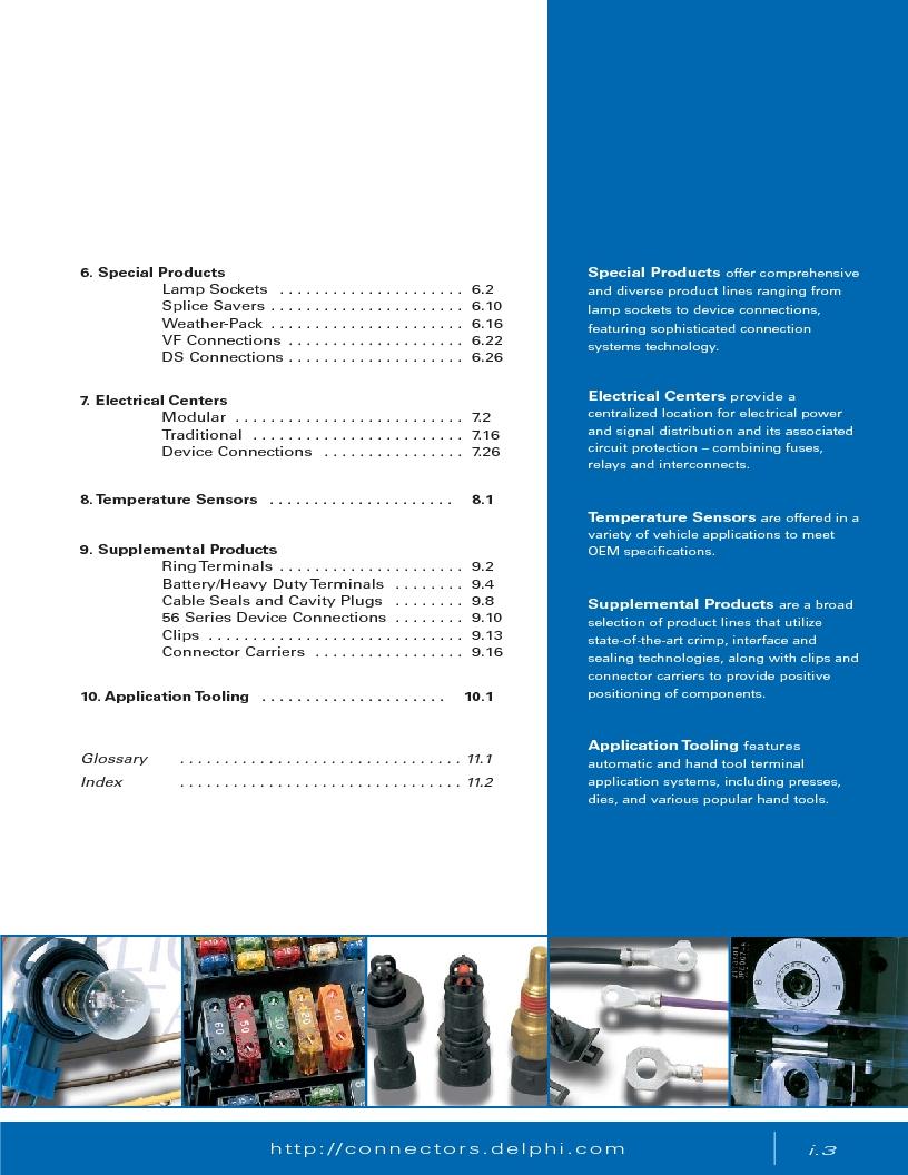 12014254 ,Delphi Connection Systems厂商,Automotive Connectors HAND CRIMPER, 12014254 datasheet预览  第5页