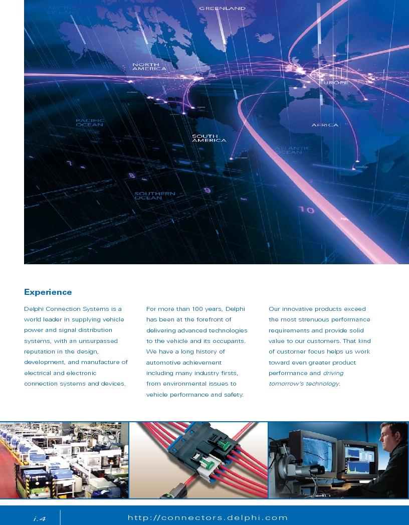 12014254 ,Delphi Connection Systems厂商,Automotive Connectors HAND CRIMPER, 12014254 datasheet预览  第6页
