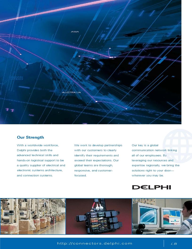 12014254 ,Delphi Connection Systems厂商,Automotive Connectors HAND CRIMPER, 12014254 datasheet预览  第7页