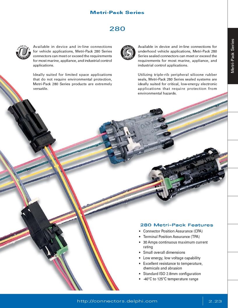 12014254 ,Delphi Connection Systems厂商,Automotive Connectors HAND CRIMPER, 12014254 datasheet预览  第79页