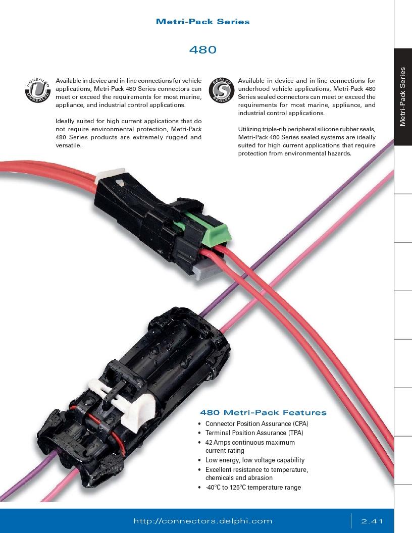 12014254 ,Delphi Connection Systems厂商,Automotive Connectors HAND CRIMPER, 12014254 datasheet预览  第97页