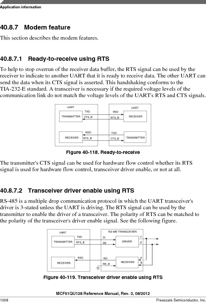 MCF51QU32VHS ,Freescale Semiconductor厂商,IC MCU 32BIT 32K FLASH 44LGA, MCF51QU32VHS datasheet预览  第1008页