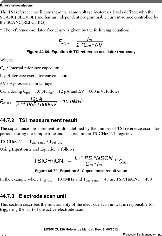 MCF51QU32VHS ,Freescale Semiconductor厂商,IC MCU 32BIT 32K FLASH 44LGA, MCF51QU32VHS datasheet预览  第1072页