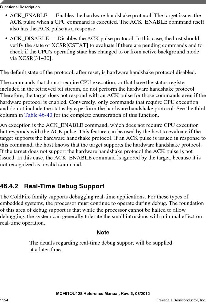 MCF51QU32VHS ,Freescale Semiconductor厂商,IC MCU 32BIT 32K FLASH 44LGA, MCF51QU32VHS datasheet预览  第1154页