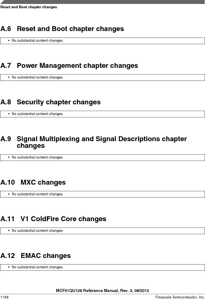 MCF51QU32VHS ,Freescale Semiconductor厂商,IC MCU 32BIT 32K FLASH 44LGA, MCF51QU32VHS datasheet预览  第1168页