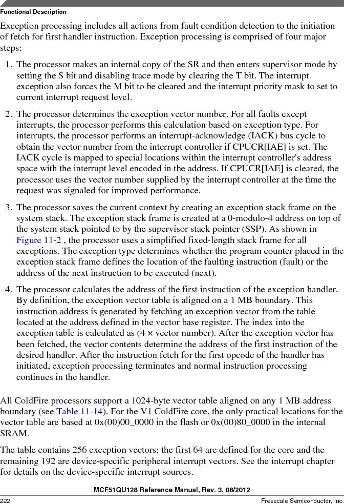 MCF51QU32VHS ,Freescale Semiconductor厂商,IC MCU 32BIT 32K FLASH 44LGA, MCF51QU32VHS datasheet预览  第222页