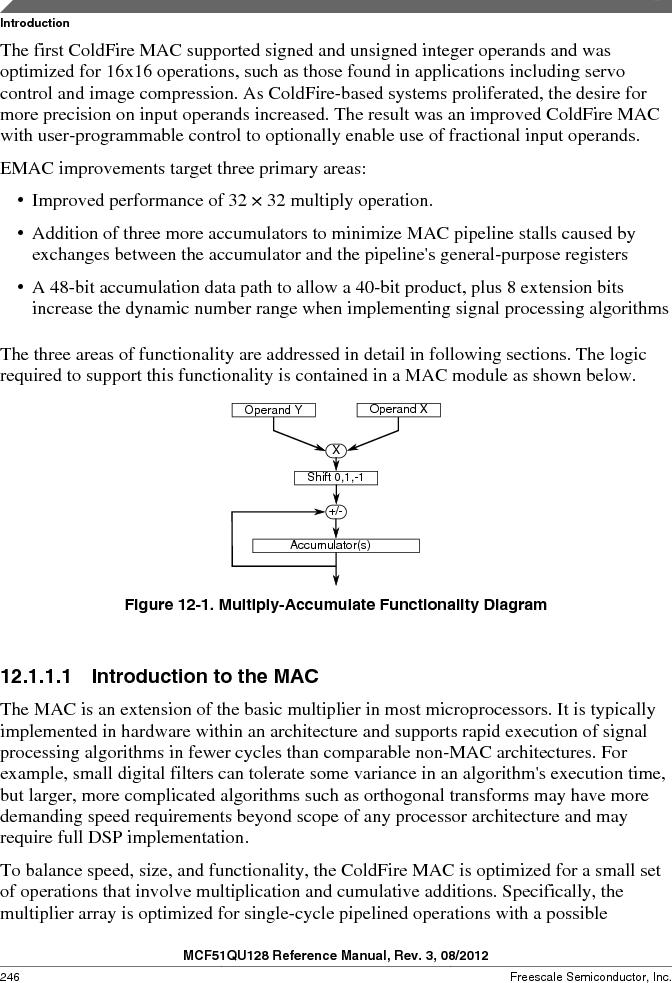 MCF51QU32VHS ,Freescale Semiconductor厂商,IC MCU 32BIT 32K FLASH 44LGA, MCF51QU32VHS datasheet预览  第246页