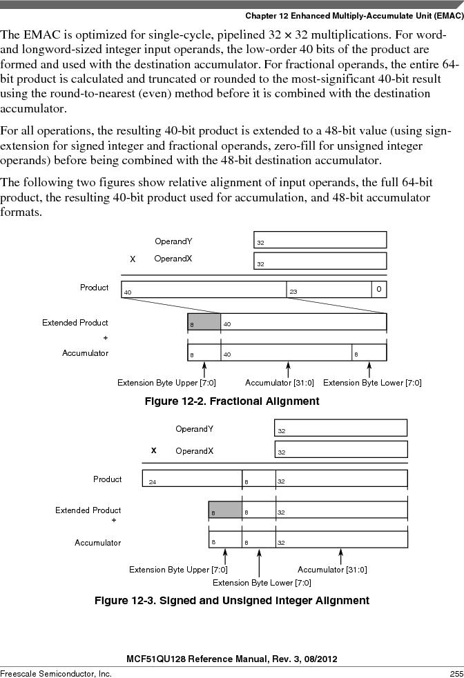 MCF51QU32VHS ,Freescale Semiconductor厂商,IC MCU 32BIT 32K FLASH 44LGA, MCF51QU32VHS datasheet预览  第255页