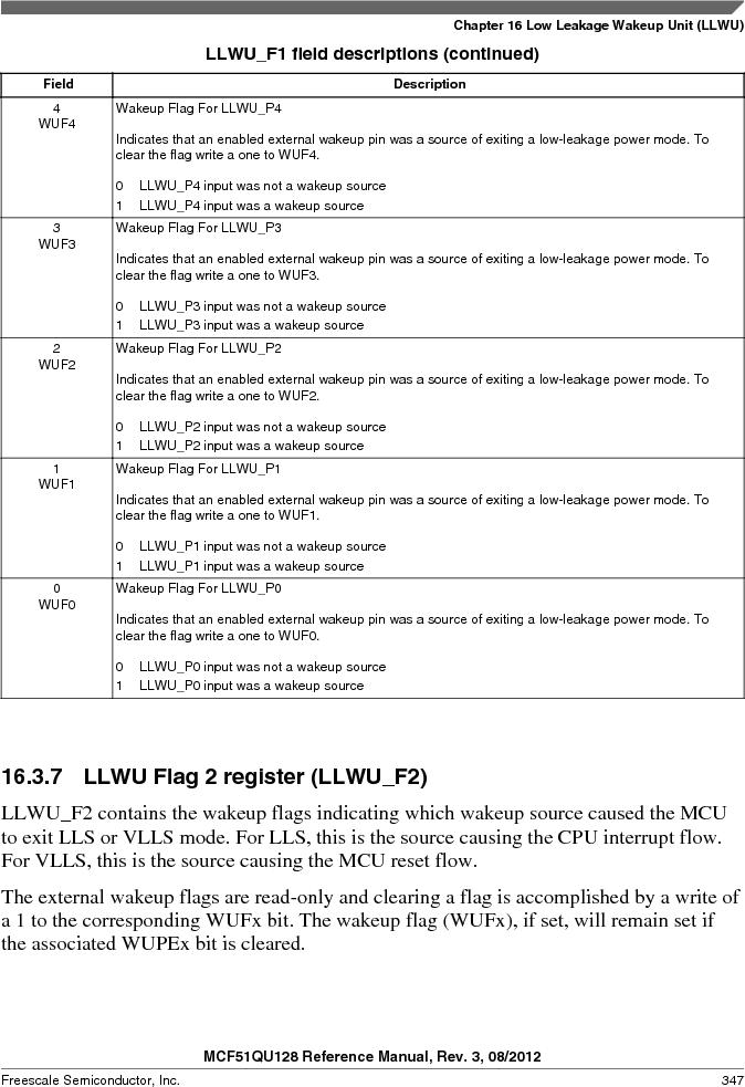 MCF51QU32VHS ,Freescale Semiconductor厂商,IC MCU 32BIT 32K FLASH 44LGA, MCF51QU32VHS datasheet预览  第347页