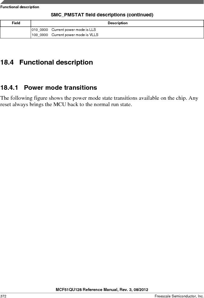 MCF51QU32VHS ,Freescale Semiconductor厂商,IC MCU 32BIT 32K FLASH 44LGA, MCF51QU32VHS datasheet预览  第372页