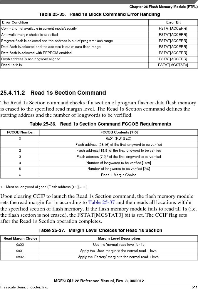 MCF51QU32VHS ,Freescale Semiconductor厂商,IC MCU 32BIT 32K FLASH 44LGA, MCF51QU32VHS datasheet预览  第511页