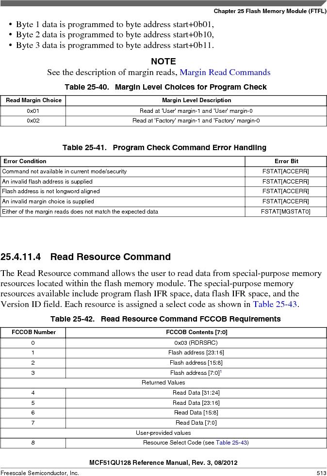 MCF51QU32VHS ,Freescale Semiconductor厂商,IC MCU 32BIT 32K FLASH 44LGA, MCF51QU32VHS datasheet预览  第513页