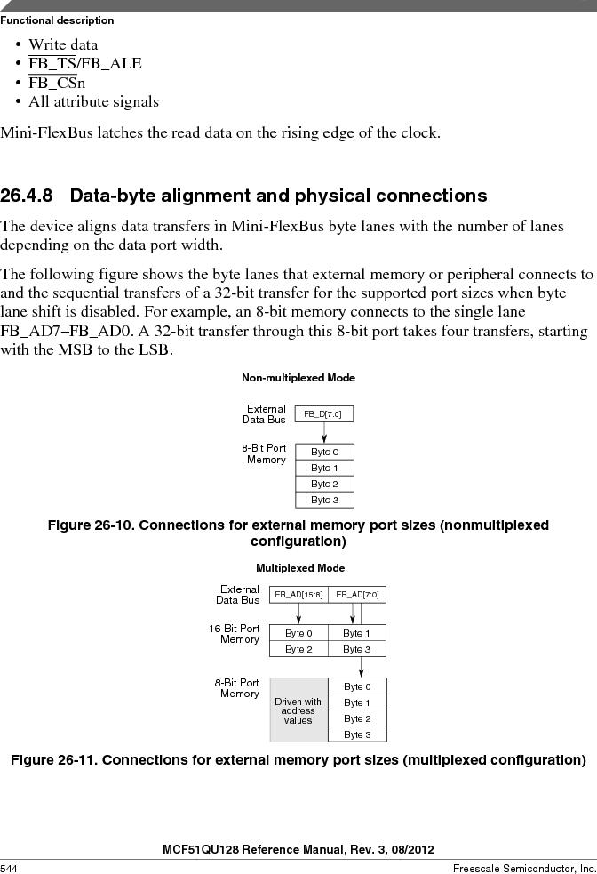 MCF51QU32VHS ,Freescale Semiconductor厂商,IC MCU 32BIT 32K FLASH 44LGA, MCF51QU32VHS datasheet预览  第544页