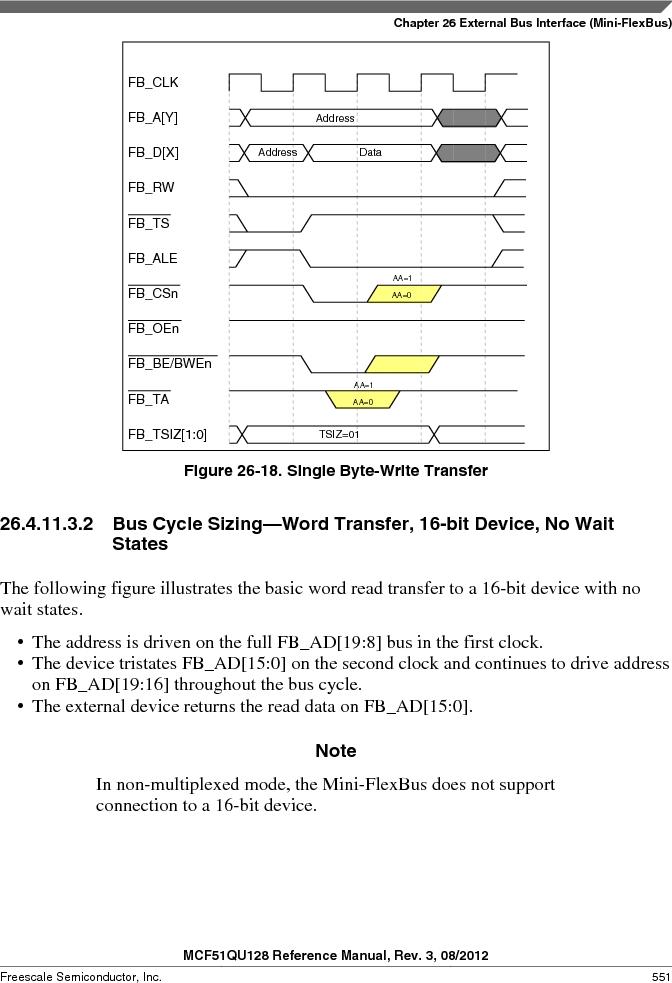 MCF51QU32VHS ,Freescale Semiconductor厂商,IC MCU 32BIT 32K FLASH 44LGA, MCF51QU32VHS datasheet预览  第551页