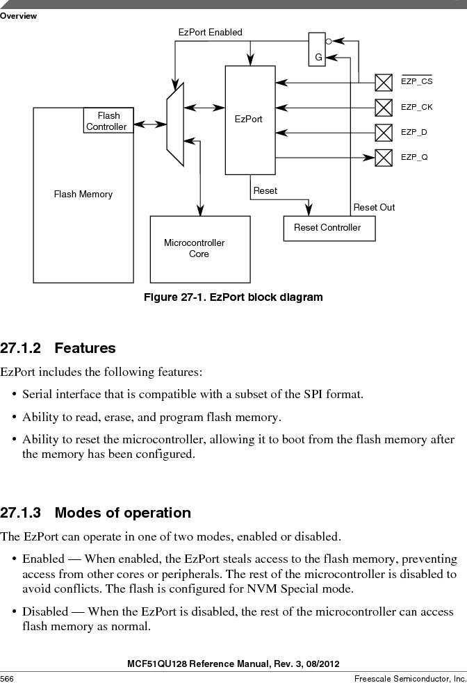 MCF51QU32VHS ,Freescale Semiconductor厂商,IC MCU 32BIT 32K FLASH 44LGA, MCF51QU32VHS datasheet预览  第566页