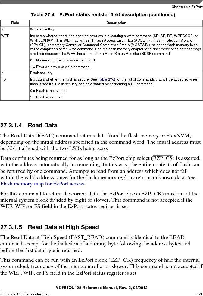 MCF51QU32VHS ,Freescale Semiconductor厂商,IC MCU 32BIT 32K FLASH 44LGA, MCF51QU32VHS datasheet预览  第571页