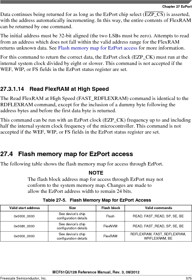 MCF51QU32VHS ,Freescale Semiconductor厂商,IC MCU 32BIT 32K FLASH 44LGA, MCF51QU32VHS datasheet预览  第575页
