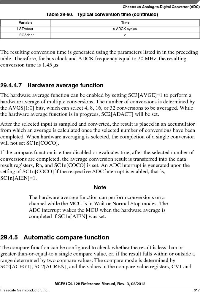 MCF51QU32VHS ,Freescale Semiconductor厂商,IC MCU 32BIT 32K FLASH 44LGA, MCF51QU32VHS datasheet预览  第617页