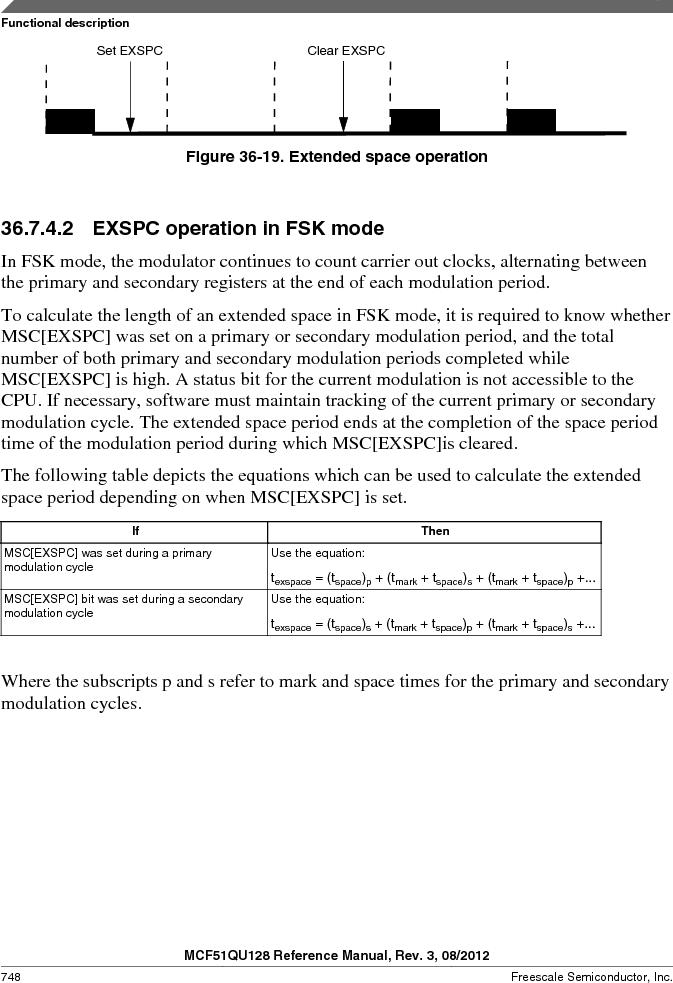 MCF51QU32VHS ,Freescale Semiconductor厂商,IC MCU 32BIT 32K FLASH 44LGA, MCF51QU32VHS datasheet预览  第748页