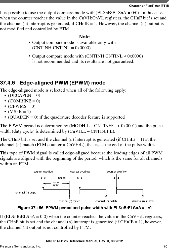 MCF51QU32VHS ,Freescale Semiconductor厂商,IC MCU 32BIT 32K FLASH 44LGA, MCF51QU32VHS datasheet预览  第801页