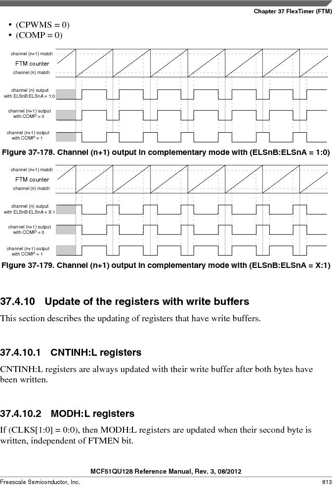 MCF51QU32VHS ,Freescale Semiconductor厂商,IC MCU 32BIT 32K FLASH 44LGA, MCF51QU32VHS datasheet预览  第813页