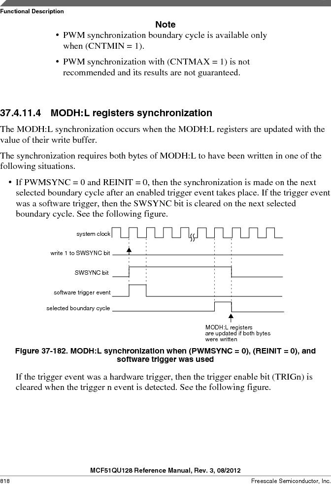 MCF51QU32VHS ,Freescale Semiconductor厂商,IC MCU 32BIT 32K FLASH 44LGA, MCF51QU32VHS datasheet预览  第818页