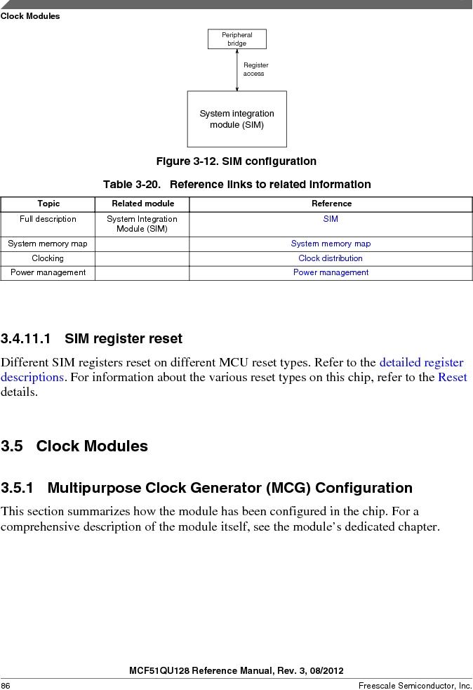 MCF51QU32VHS ,Freescale Semiconductor厂商,IC MCU 32BIT 32K FLASH 44LGA, MCF51QU32VHS datasheet预览  第86页