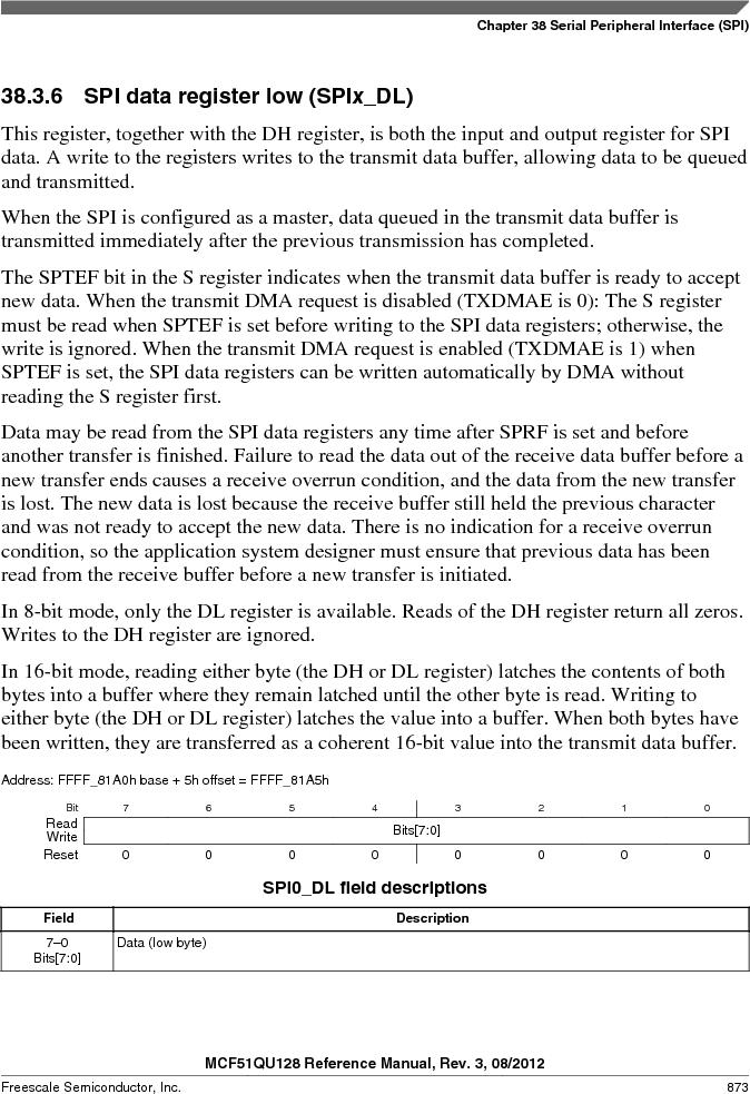 MCF51QU32VHS ,Freescale Semiconductor厂商,IC MCU 32BIT 32K FLASH 44LGA, MCF51QU32VHS datasheet预览  第873页