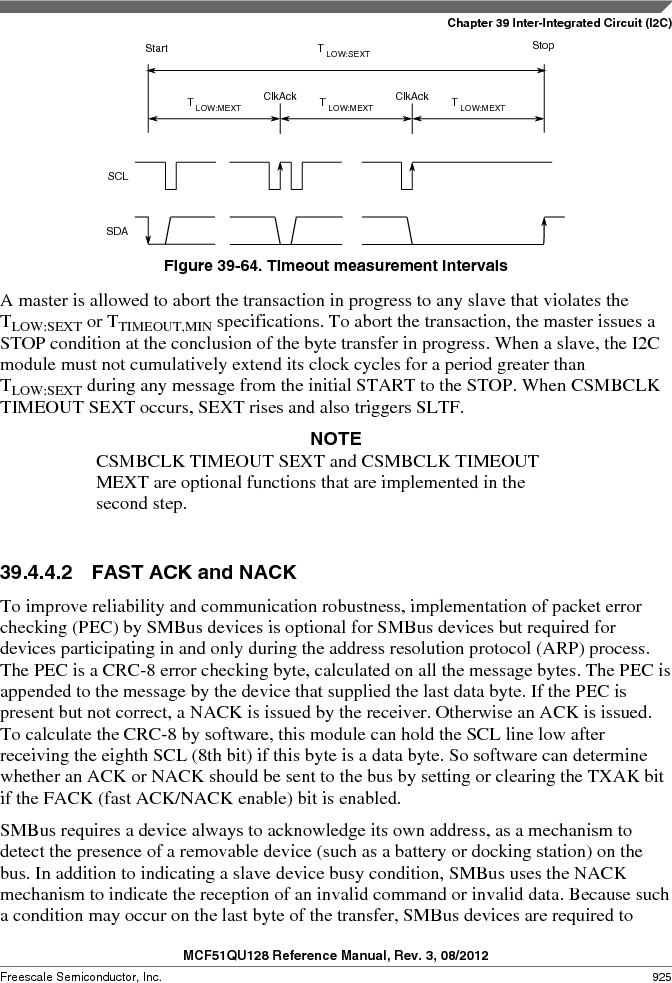 MCF51QU32VHS ,Freescale Semiconductor厂商,IC MCU 32BIT 32K FLASH 44LGA, MCF51QU32VHS datasheet预览  第925页