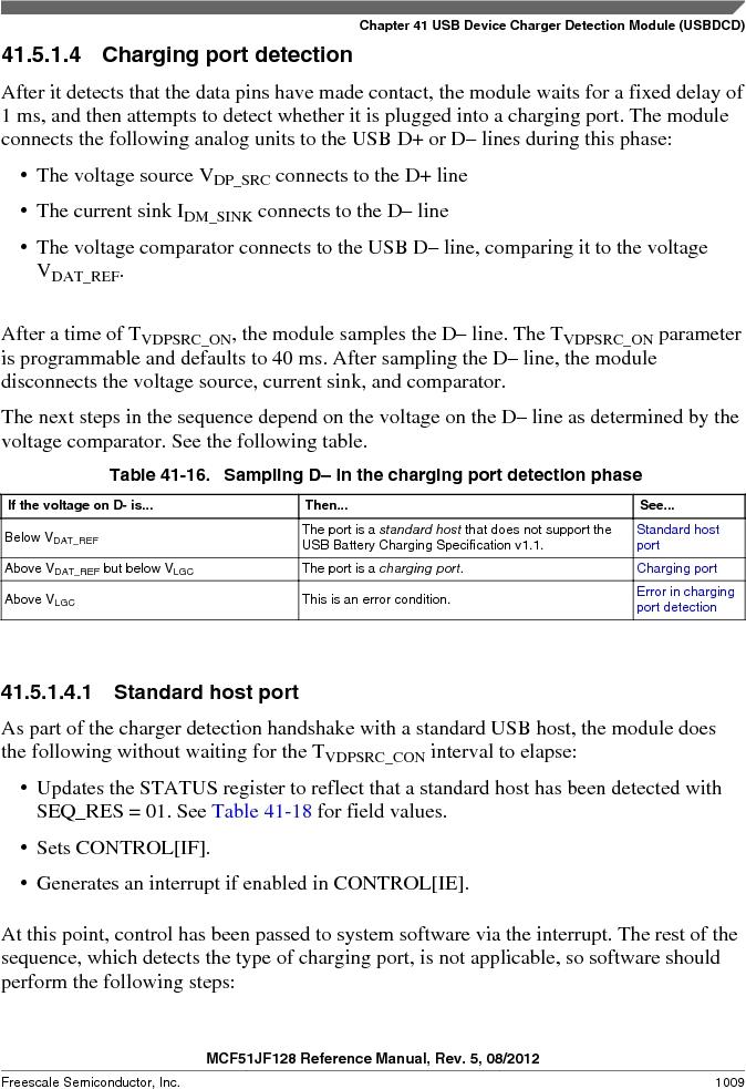 MCF51JF32VHS ,Freescale Semiconductor厂商,IC MCU 32BIT 32KB FLASH 44LGA, MCF51JF32VHS datasheet预览  第1009页