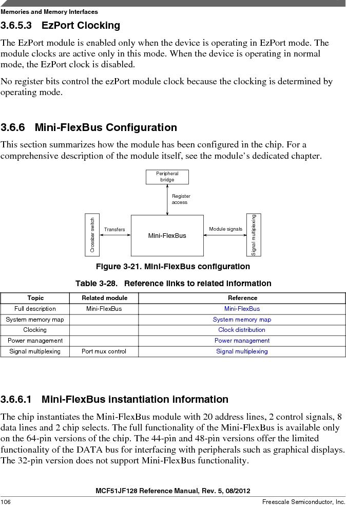 MCF51JF32VHS ,Freescale Semiconductor厂商,IC MCU 32BIT 32KB FLASH 44LGA, MCF51JF32VHS datasheet预览  第106页
