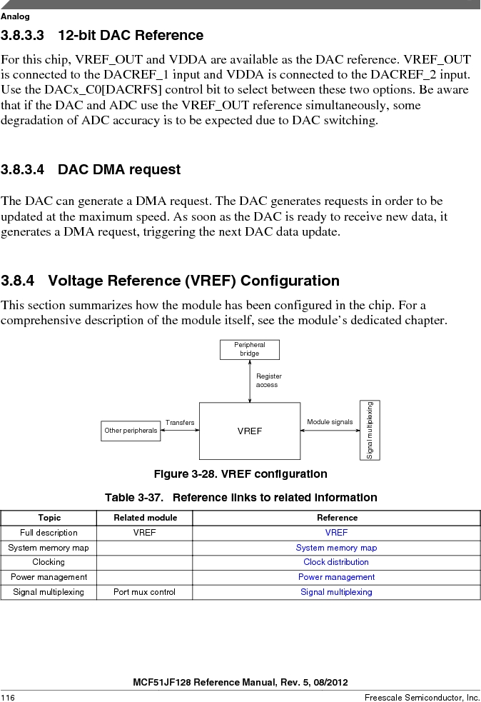 MCF51JF32VHS ,Freescale Semiconductor厂商,IC MCU 32BIT 32KB FLASH 44LGA, MCF51JF32VHS datasheet预览  第116页