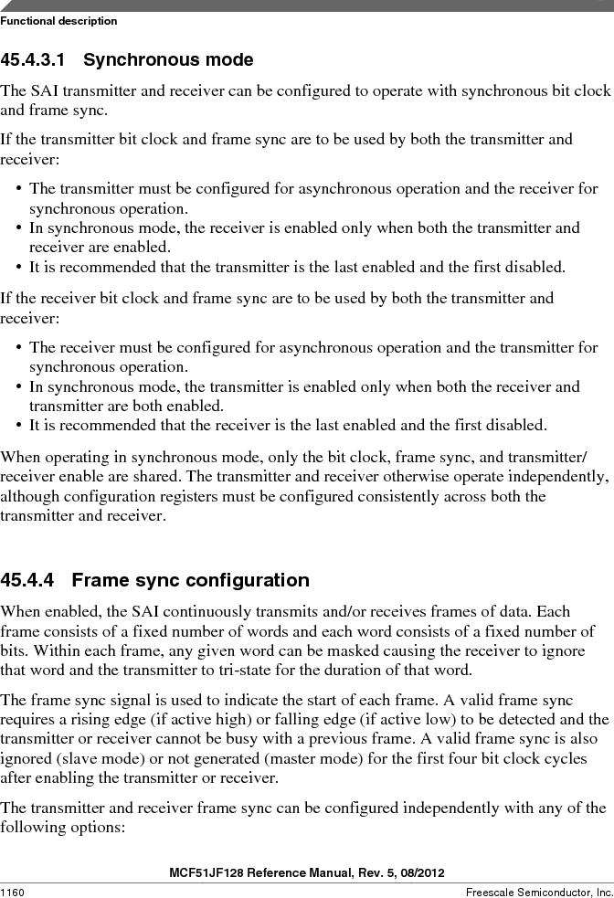MCF51JF32VHS ,Freescale Semiconductor厂商,IC MCU 32BIT 32KB FLASH 44LGA, MCF51JF32VHS datasheet预览  第1160页