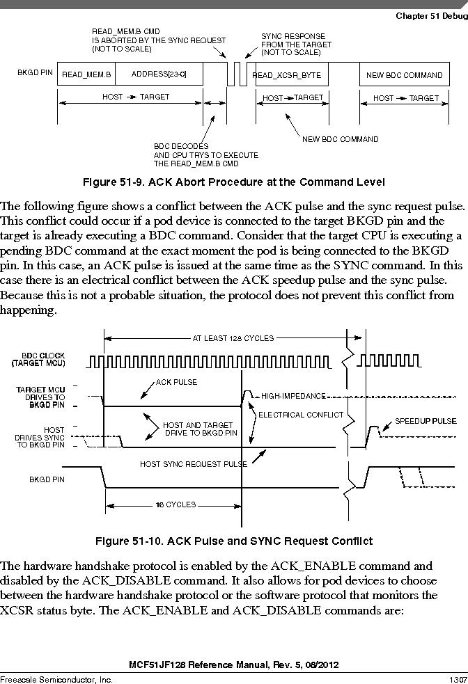 MCF51JF32VHS ,Freescale Semiconductor厂商,IC MCU 32BIT 32KB FLASH 44LGA, MCF51JF32VHS datasheet预览  第1307页