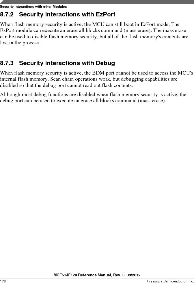 MCF51JF32VHS ,Freescale Semiconductor厂商,IC MCU 32BIT 32KB FLASH 44LGA, MCF51JF32VHS datasheet预览  第178页
