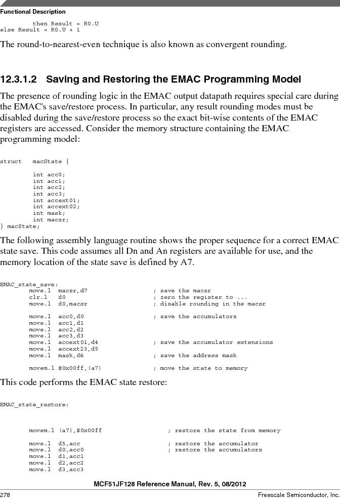 MCF51JF32VHS ,Freescale Semiconductor厂商,IC MCU 32BIT 32KB FLASH 44LGA, MCF51JF32VHS datasheet预览  第278页