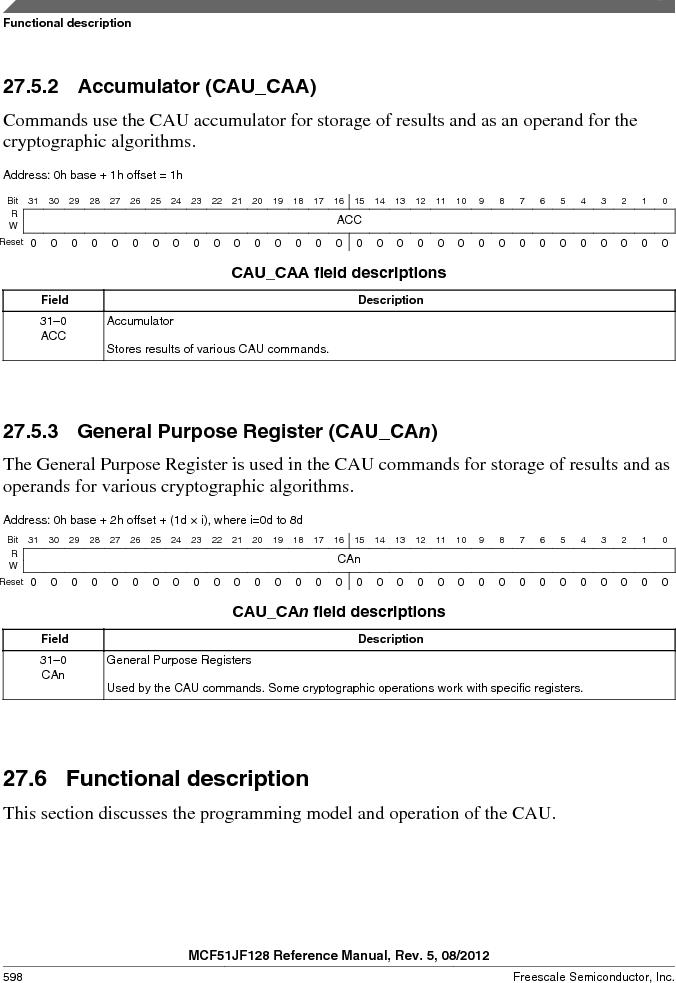 MCF51JF32VHS ,Freescale Semiconductor厂商,IC MCU 32BIT 32KB FLASH 44LGA, MCF51JF32VHS datasheet预览  第598页